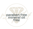 paraben free mineral oil free